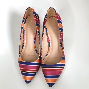 Kelly & Katie Colourful Heels | Size 40 - US 9